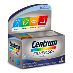Centrum Silver, 30 tablet
