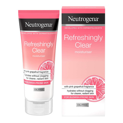 Neutrogena Refreshingly Clear krema za obraz