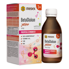 Medex BetaGlukan Junior sirup