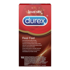 Durex Real Feel kondomi brez lateksa