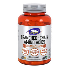 Now Sports branched chain amino acids (BCAA)