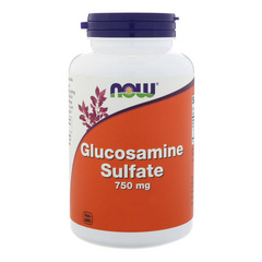 Now Glukozaminijev sulfat 750 mg