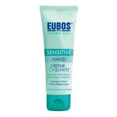 Eubos Sensitive Repair&Care krema za roke, 75 ml