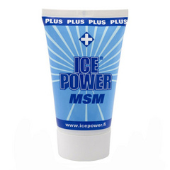 Ice Power Plus gel z MSM, 100 ml