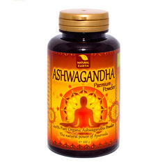 Natural Earth Ashwaganda Premium