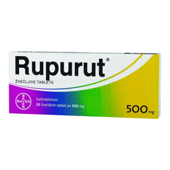 Rupurut, 20 tablet