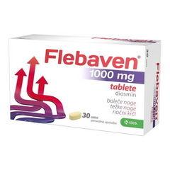 Flebaven 1000 mg, 30 tablet