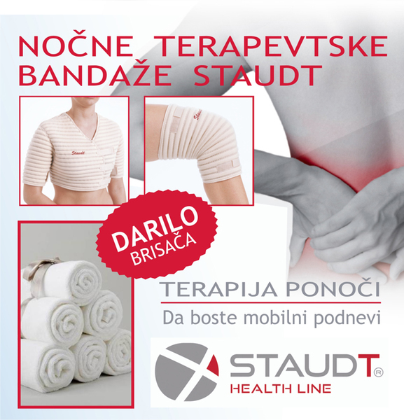 Terapevtske bandaže Staudt