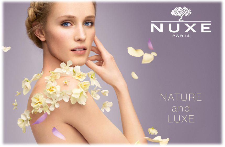 Naravna kozmetika Nuxe