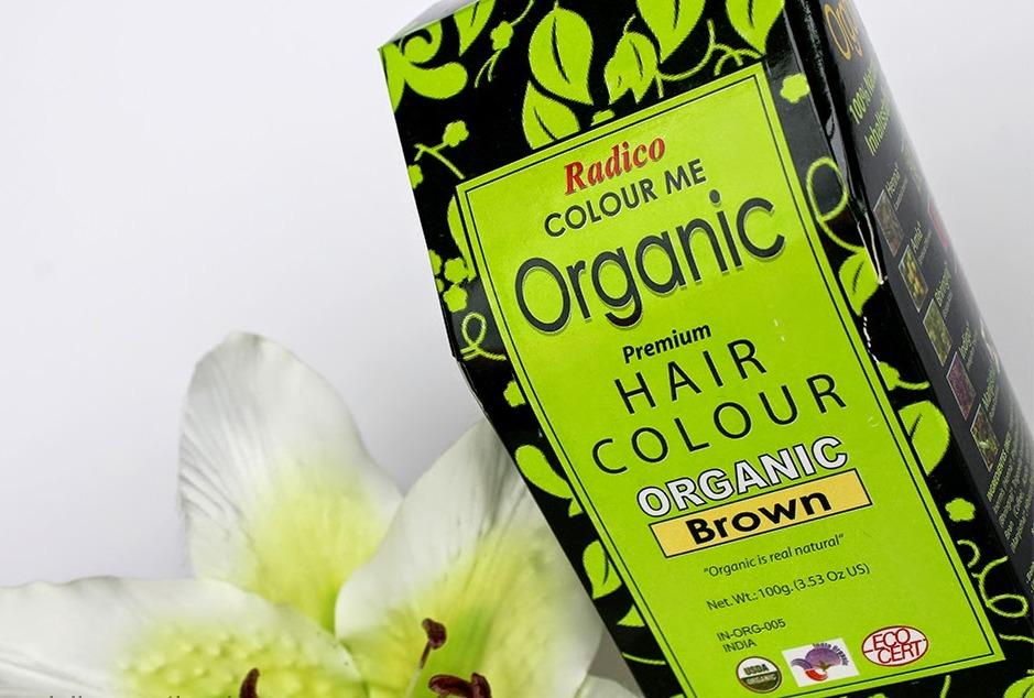 Novost: naravne barve za lase