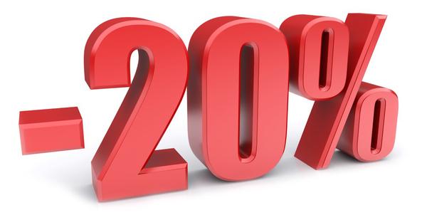 Jamieson - 20% popust