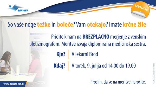 Venska pletizmografija - 9.7.2019
