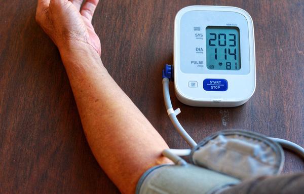 Naravna pomoč pri povišanem krvnem tlaku