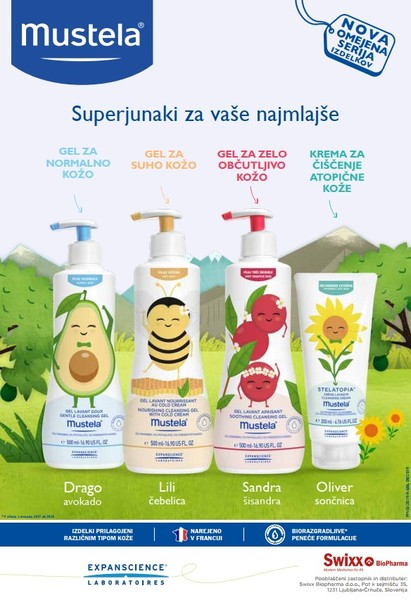 Mustela - Limited Edition