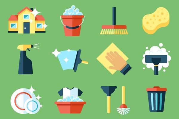 Uporabljajte varna čistila!