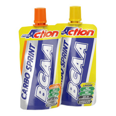 ProAction Carbo Sprint BCAA z okusom limone