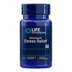 LifeExtension Enhanced Stress Relief