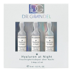 Dr. Grandel Hyaluron At Night ampule