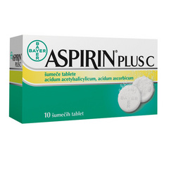 Aspirin plus C šumeče tablete